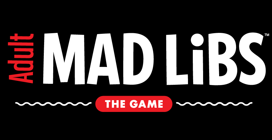 Adult Mad Libs:The Game Logo