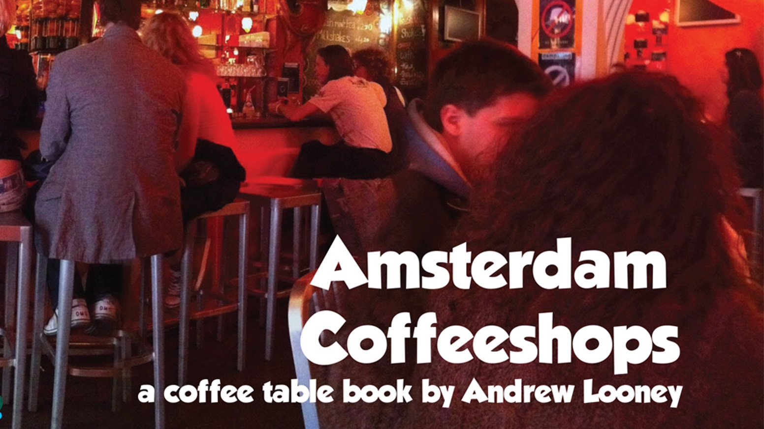 Amsterdam Coffeeshops Cover Image